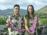 Best Hawaiian Lei Greetings at the Kona Airport